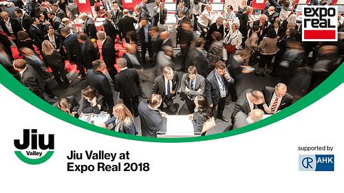 Valea Jiului se promovează la cel mai mare târg european pentru investiţii